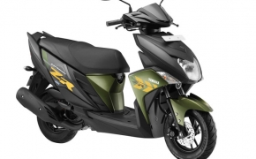 New Yamaha Cygnus Ray-ZR Launched