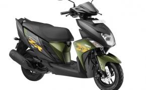New Yamaha Cygnus Ray-ZR Launched