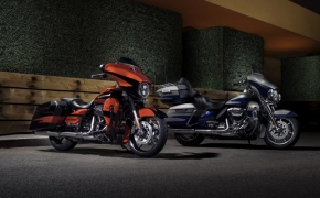 Harley Davidson Unveils New Milwaukee-Eight Engines For 2017 Lineup
