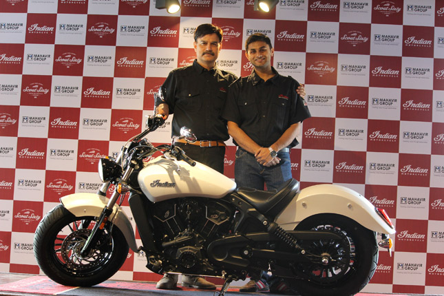 Indian Scout Sixty Now Available In Hyderabad 187 Bikesmedia