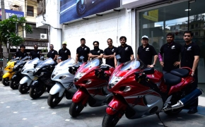 Suzuki Motorcycle India Celebrates World Hayabusa Day