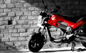 Honda Navi Gets Two Wheeler Of The Year Award By NDTV CNB