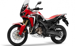 Honda Unveils CRF1000L Africa Twin At Auto Expo'16