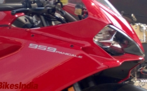 2016 IBW- Ducati Panigale 959 Launched