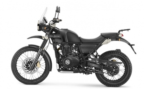 Royal Enfield Himalayan Officially Unveiled