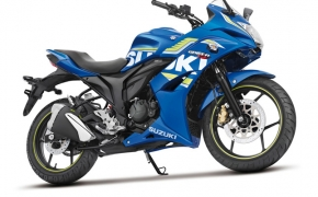 Suzuki Unveils Gixxer SF With Fuel Injection & Rear Disc Brake