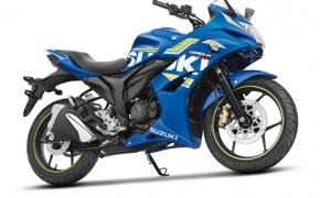 Suzuki Unveils Gixxer SF With Fuel Injection & Rear Disc Brake