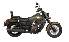 UM Motorcycles Launches Renegade Commando