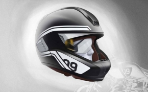 BMW HUD Helmet Concept Revealed