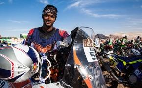 Dakar 2016 India's Hope Ends- CS Santosh Out