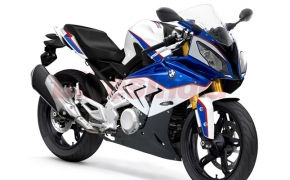 BMW G 310 R With Full Fairing Rendered- BI Exclusive