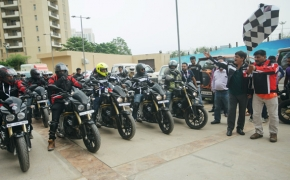 "Mahindra MOJO ""Mountain Trail"" Kicks Off"