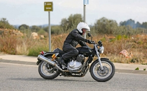 Royal Enfield 750cc Continental GT Spied Undisguised