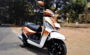 Mahindra Gusto 125 Now Available In 8 More States