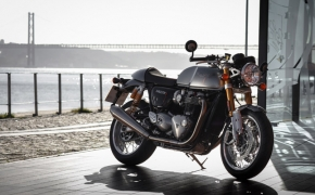 New Triumph Thruxton R Launched In India