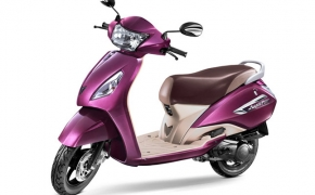 TVS Launches Jupiter MillionR Special Edition