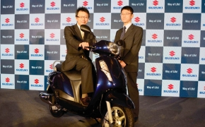 New 2016 Suzuki Access 125 Launched