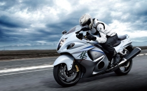 Legendary Suzuki Hayabusa Now Made In India