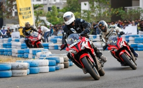 "Bajaj Organizes ""Festival Of Speed"" In Pune"
