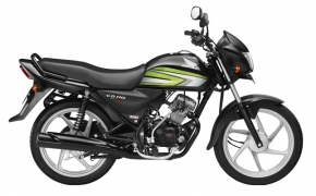 Honda Launches Deluxe Variant Of CD 110 Dream