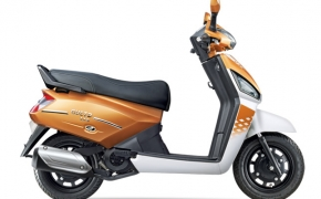 Mahindra Launches Gusto 125- starts from South Indian market