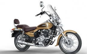 Bajaj Avenger Cruise 220 Now Comes In Desert Gold Edition