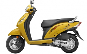 Honda Activa i Now Comes In New Refreshing Colors