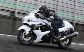 Suzuki Hayabusa 2017 Now Available In India
