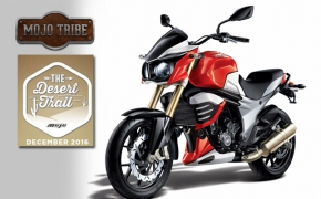 "Mahindra Two Wheelers First Ever ""Desert Trail""- Registrations Open"