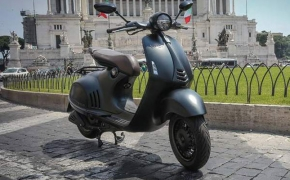 Vespa 946 Scooter Launched With A Price Tag Of Rs 12.04 Lakh