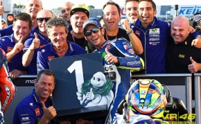 2016 MotoGP- Rossi Grabs Pole At Japan GP Qualifying