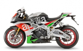 Intermot 2016 : Electronic updates for the Aprilia RSV4 RF and the Tuono 1100