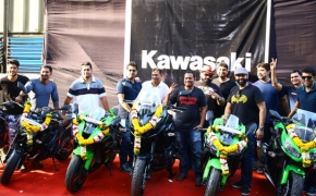 Kawasaki India Delivers Motorcycles To The Customers Being Cheated By SNK Palm Beach Dealer