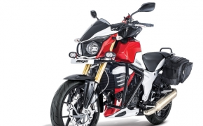Mahindra Launches Mojo Tourer Edition