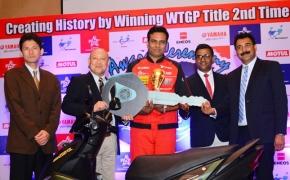 "India Yamaha Motor Wins ""Yamaha World Technician Grand Prix"" 2016"
