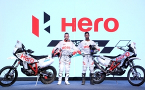 Hero MotoSports Team Rally All Set For Dakar 2017