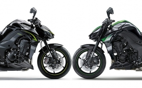 Kawasaki India Launches 2017 Z1000 and Z1000R