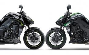 Kawasaki India Launches 2017 Z1000 and Z1000R