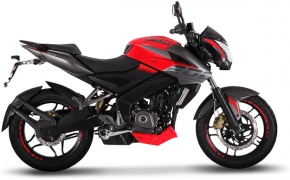 Bajaj Pulsar NS200 Re-Launched With BS-IV Standard- Official
