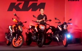 KTM India Surprises By Launching Duke 250