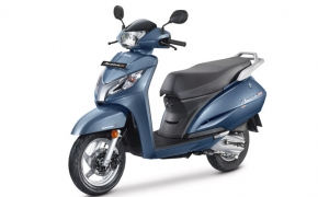 Honda Launches Updated Activa 125