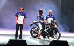 Yamaha launches New YZF-R15 V.3 In Indonesia