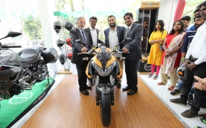 DSK Benelli Announces Its Second Showroom In Chennai