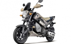 Honda NAVI Now Also In Adventure & Chrome Edition