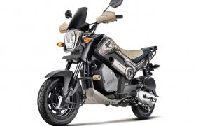 Honda NAVI Now Also In Adventure & Chrome Edition