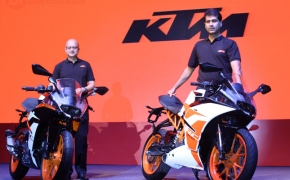 KTM India Launches Updated RC 390 & 200