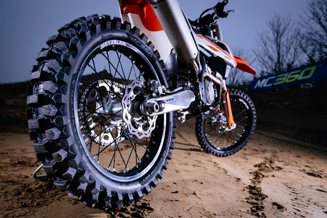 Metzeler Coming Up With New Mc 360 Off Road Tyre