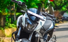Bajaj Dominar 400 Deliveries Begin