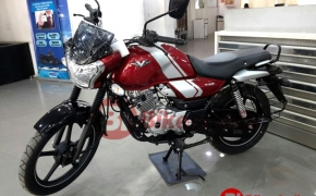 New Bajaj V12 Spotted At Dealership- Launched Silently
