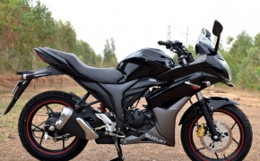 Made In India Suzuki Gixxer To Be Exported To Japan